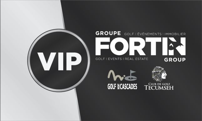 Groupe Fortin VIP Card