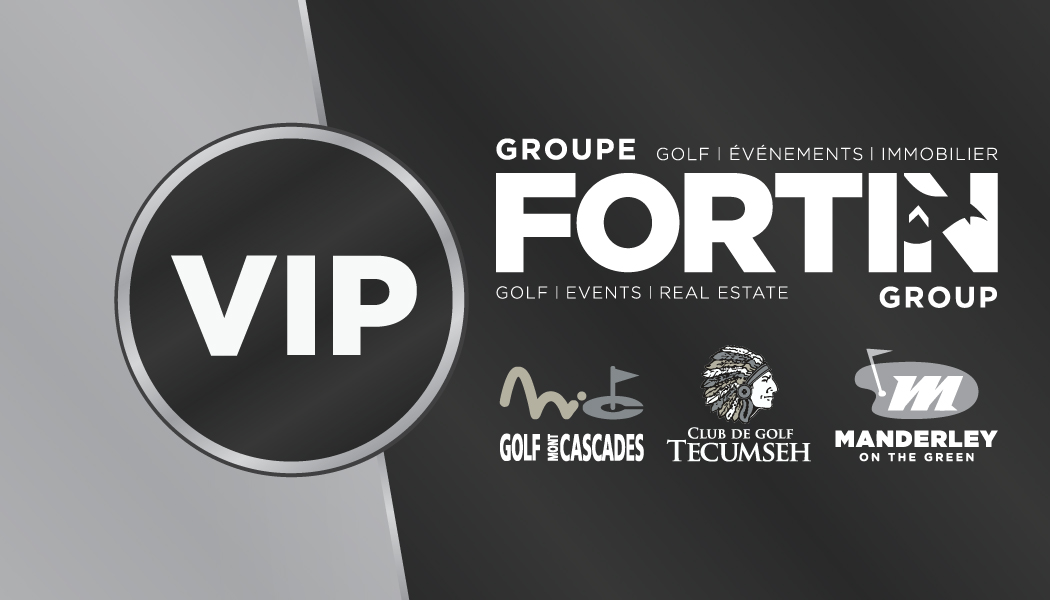Programme VIP Groupe Fortin